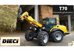 Agri-Pivot T70 - Nouvelle génération